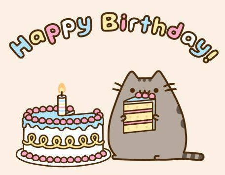 . Happy birthday to MY BLOG // 1 YEAR .