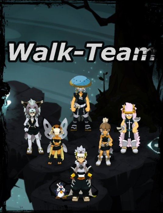 WalkTeam's blog