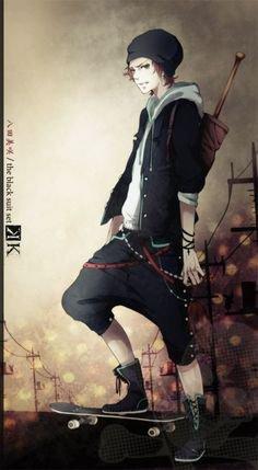 K project - Misaki