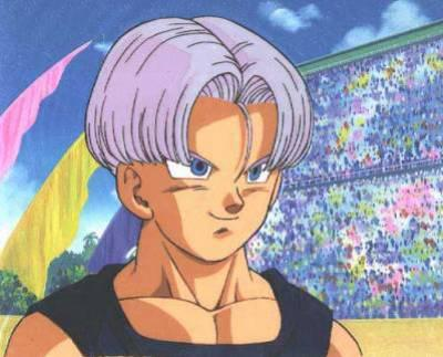 Trunks Ado Dragon Ball Z Af Sur Dragon Ball