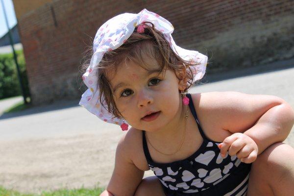 Ma vie , la prunelle de mes yeux ma fille <3