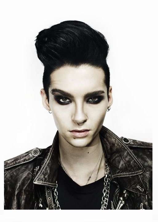 ♦  Bill Kaulitz - Saturn Photoshoot ♦ (1)