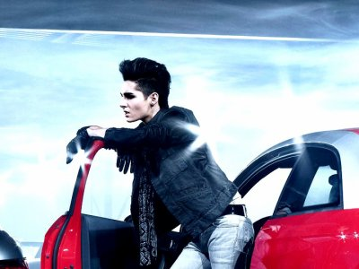 Bill et Tom : Audi Photoshoot(1)