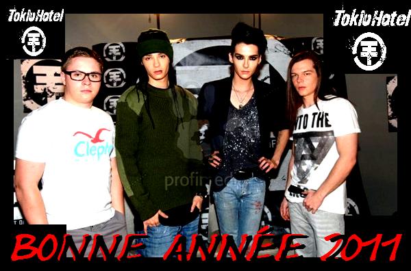 ▬▬► :) JE VOUS SOUHAITE UNE BONNE ANNEE 2011 :) ◄▬▬