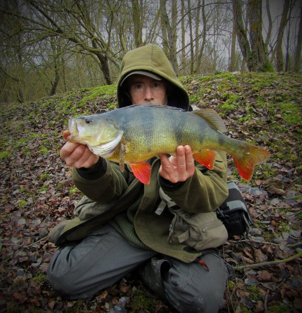 Un seul poisson....