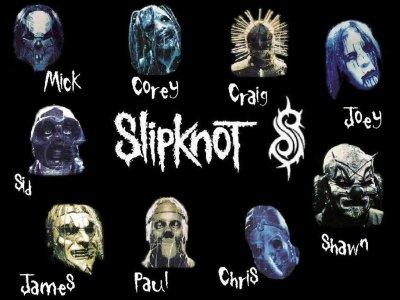 voici mon groupe preferer-slipknot