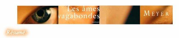Les âmes vagabondes - Stephenie Meyer.