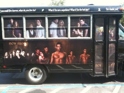 Achetez vous le bus Twilight / Buy you the bus Twilight