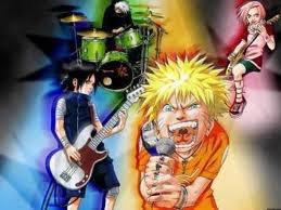 le groupe rock !!
