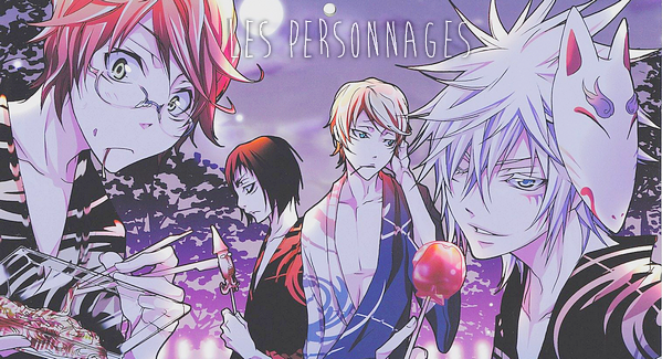 ♛__9 personnages inscrits !