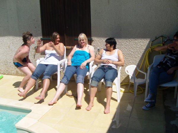 Juin 2010 - Piscine party