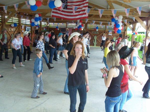 Juin 2010 - Journée américaine - Morangis