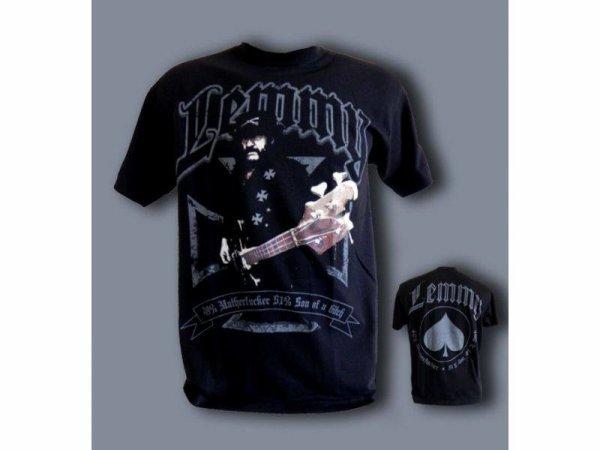 mon cadeau tee schirt de 'Lemmy de Mothoread '