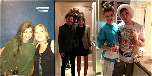 PHOTO DIVERS  : Découvre des nouvelles photos d'Eleanor et de Louis.