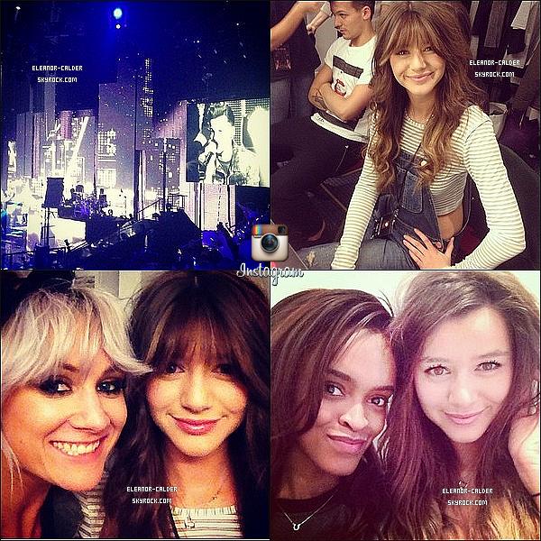 . ▪ Découvrez les dernières photos d'Eleanor, postées sur son instagram personnel.