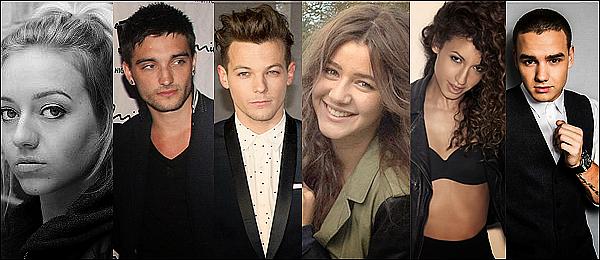 """. LA GUERRE ONE DIRECTION/THE WANTED, C'EST REPARTIS MAIS CETTE FOIS LES PETITES-AMIES SONT AUSSI DE LA PARTIE. ELEANORCALDER.SKY VOUS EN DIT +. Hier, alors que les One Direction donnait un concert en petit comité à Londres pour le tournage de leur film, Louis a eu une touche d'humour en lançant : « On se croirait à un concert des Wanted ou de Jake Bugg ». (Car il y avait peu de monde). Ce qui n'a absolument pas plus à Tom Parker du groupe The Wanted qui s'est empressé de lui répondre sur twitter : « Tu parles même de nous pendant tes concerts. Tu es donc si triste de ne pas faire partie de notre groupe ? ».  Les deux jeunes gens ont ainsi continué à se clasher sur le réseau twitter jusqu'au moment ou Liam Payne est venu s'en mêler en disant à Tom : « Hey Tom, tu veux qu'on parle de ta voix qui me casse les oreilles dès que tu sors deux notes :/ ? Ps : Tweete quand tu auras des gens pour te lire, notre batteur a plus de followers que toi ».  Après ça, Jay MacGuiness du groupe The Wanted est lui aussi venu à la rescousse, écrivant un TwitLonger à Louis Tomlinson pour lui exprimer à quel point il était déçu de voir que Louis avait tant changé et beaucoup de blabla du genre. Quelques minutes plus tard, c'est au tour de Kelsey Hardwick, petite-amie de Tom, qui s'est mise à clasher les boys en tweetant : « Louis passe plus de temps à tweeter Tom Parker que ses propres """"Bien méritées""""Fans"""" ».  Soulignons bien que cette fille à mis """"bien méritées fan"""" entre guillemets. Elle nous prend pour qui? Bref, c'est là qu'Eleanor Calder intervient en lui répondant : « #nipslip » faisant allusion aux photos très vulgaires de Kelsey apparues dans la presse quelques temps plutôt. (Voir photo ci-dessous). Mais Danielle n'allait pas laisser sa copine El. seule. C'est alors qu'elle a tweeter  : « Oh mon Dieu » à Kelsey._____*__ Texte entièrement écrit par Dan-Peazer.Skyrock.com Merci de créditer pour tout emprunt."""