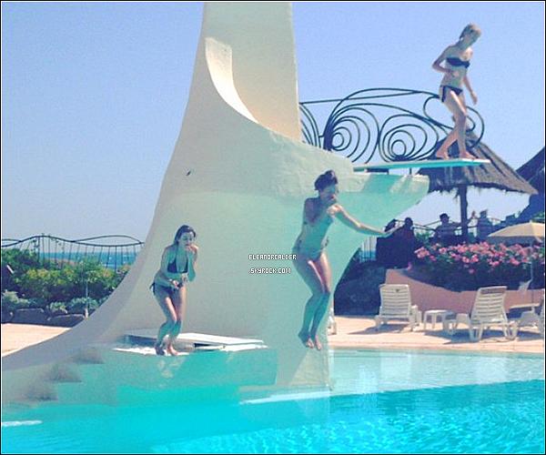 . ▪ Découvrez les photos d'Eleanor, postées sur son instagram. (Elle est dans le sud de la France)