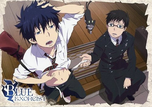 Blue exorcist en VF
