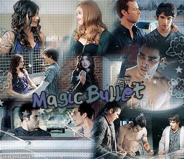 Teen Wolf Saison 01 - Episode 04 Crea - Déco