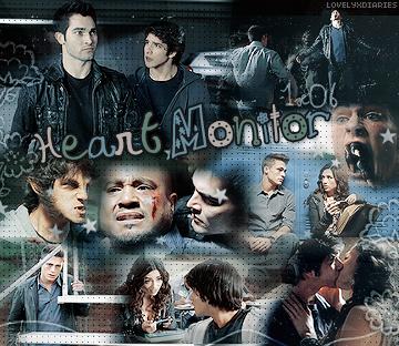 Teen Wolf Saison 01 - Episode 06 Crea - Déco