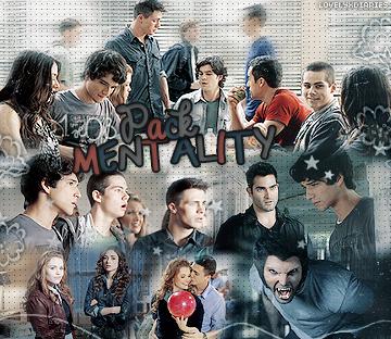 Teen Wolf Saison 01 - Episode 03 Crea - Déco