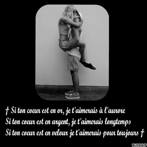 † L'amour †