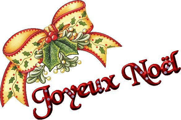 un grand joyeux Noel a tous