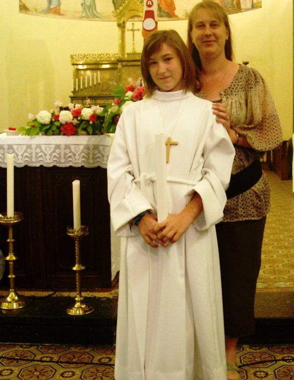 SUITE POUR MA TIT FILLE MEGANE , CONFIRMATION 01/05/2011