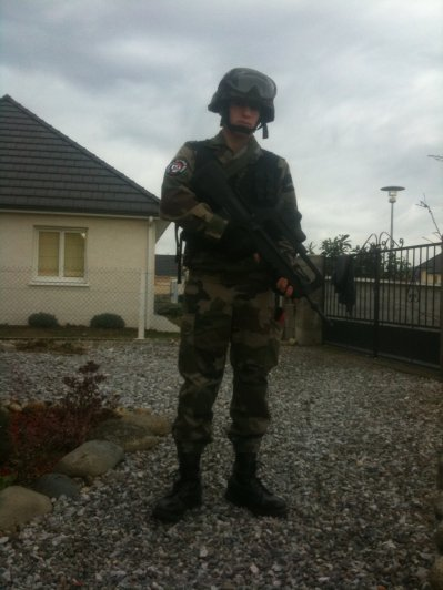 en mode Airsoft :D