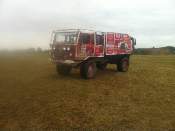 camion français