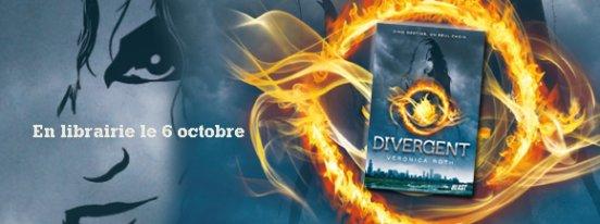 Divergent de Veronica Roth