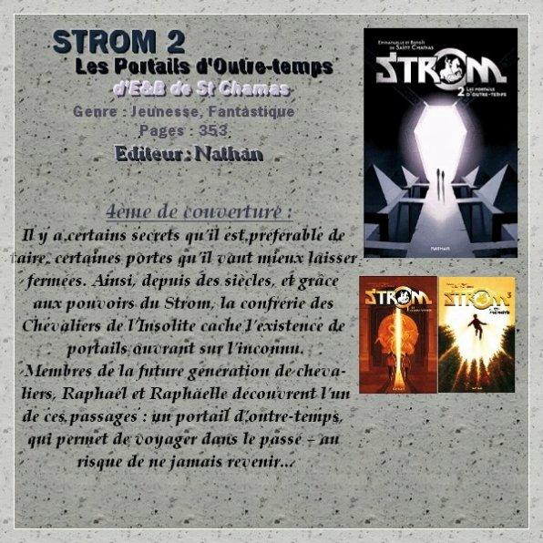 Strom 2 : Les Portails d'Outre-temps