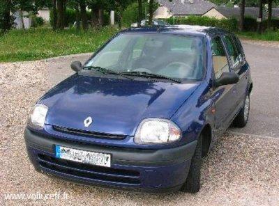 Clio 2 d 'origine