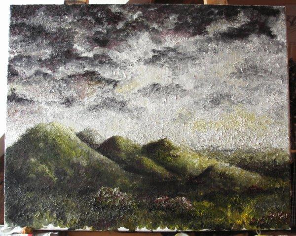 """""""Dans les montagnes"""""""