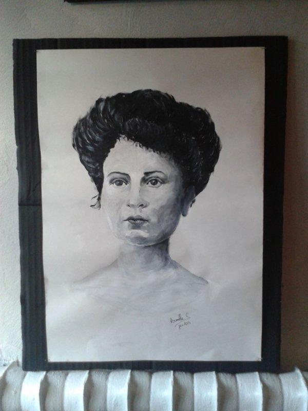Portrait d'un inconnu, 2