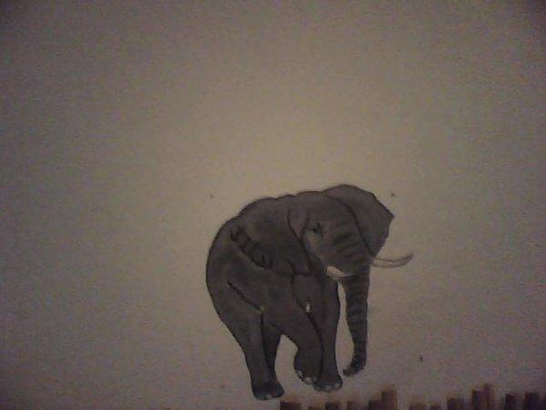 dessin sous le theme de l'afrique