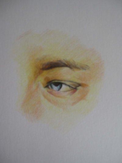 nouveau portrait en cours :)