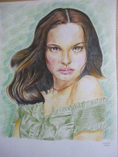 La trés Belle et Talentueuse , Natalie Portman