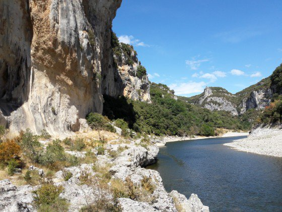 weekend du 28 et 29 avril en Ardeche