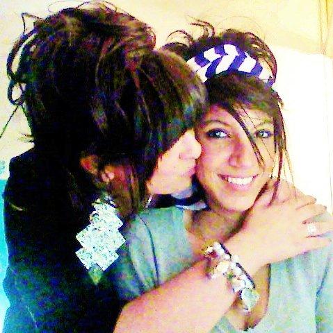 Sara&Latifaa .!