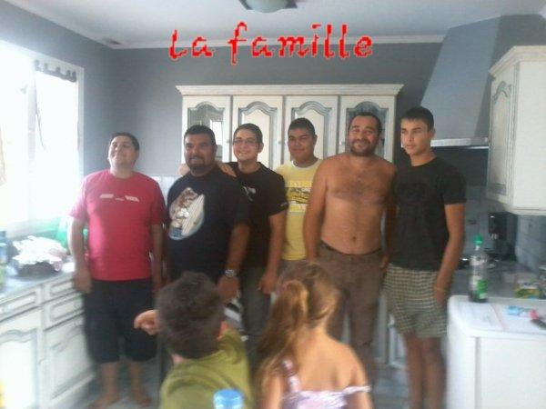 Mon pere mes oncles mon frere et mes cousins
