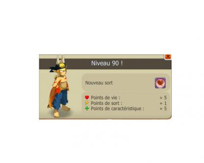 Up du level 90