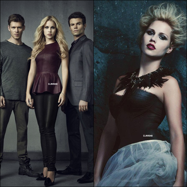 _____________________________________________________________  Vampire Diaries - Quelques photos promotionnelles Saison 4.  _______________________________________________  + Quelques photos Twitter.♥ _____________________________________________________________