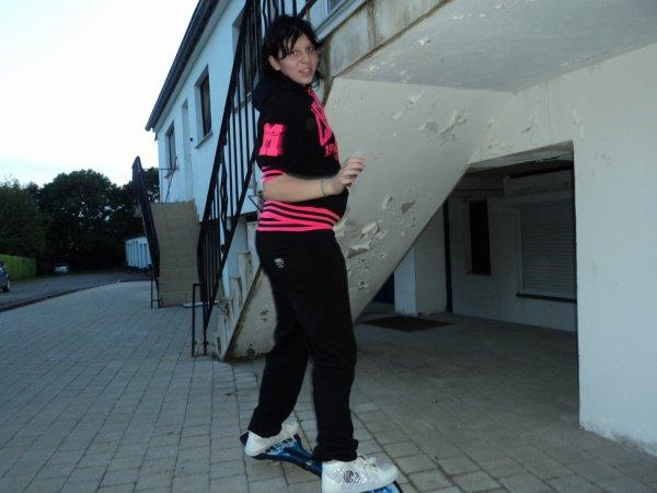 mwa et mon skate