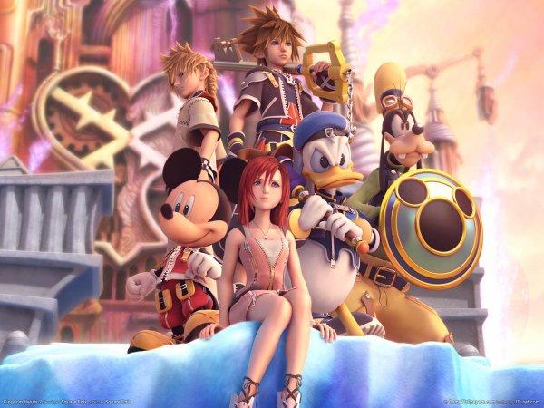 Dessine moi un GameurZ #23: Rétrospective Kingdom Hearts – partie 1