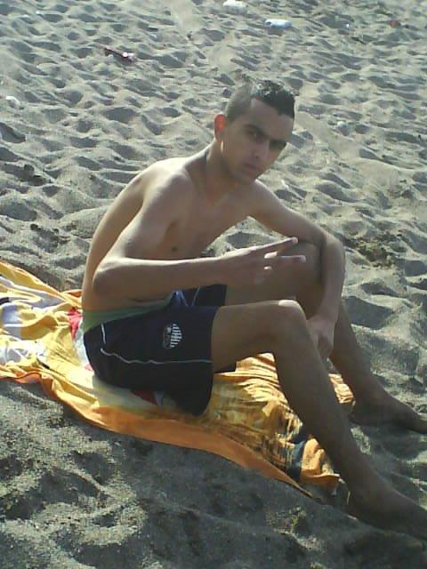 En La Playa =D