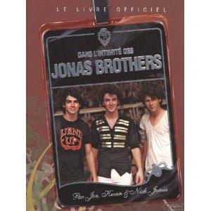 Livre sur les jonas brothers part 1