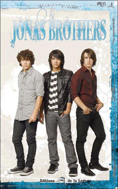 Livre sur les jonas brothers part 2