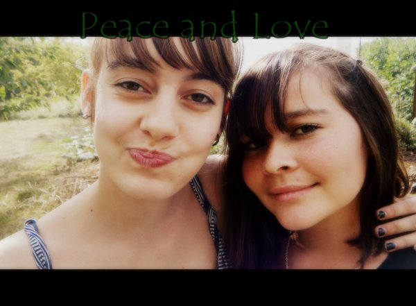 Lucie et Marie Sister Pour La Vie...♥