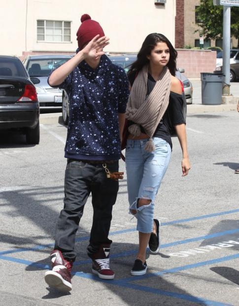Selena Gomez : Justin Bieber, un déjeuner romantique à L.A